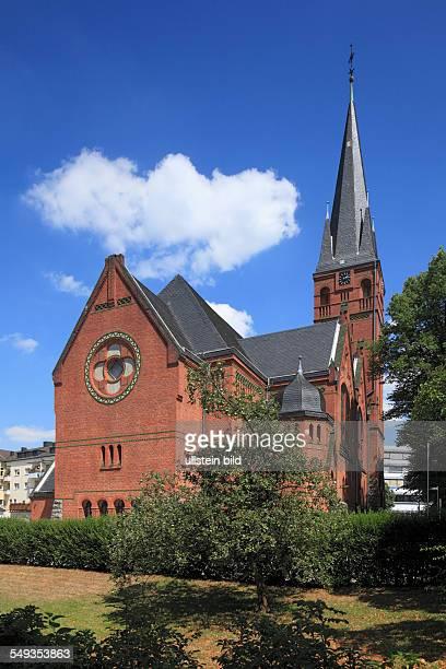 LeverkusenWiesdorf Christ Church parish church brick building neoGothic