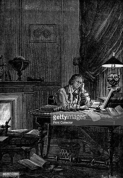 UJJ Leverrier French astronomer calculating the position of the planet Neptune in 1846 Urbain Jean Joseph Leverrier's calculations were confirmed...