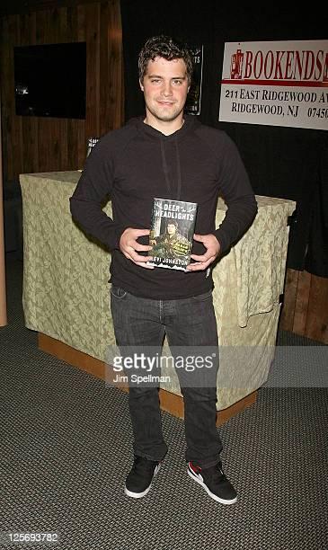 Levi Johnston promotes Deer In Headlights on September 20 2011 in Ridgewood New Jersey