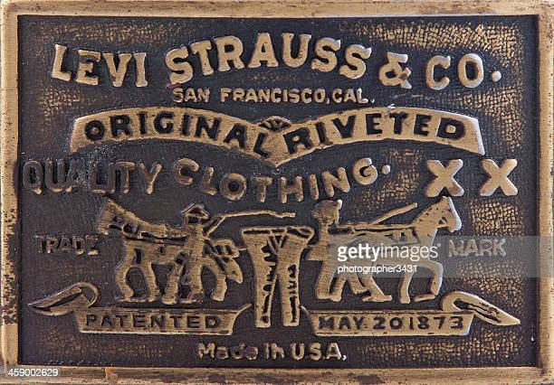Levi Strauss Belt Buckle