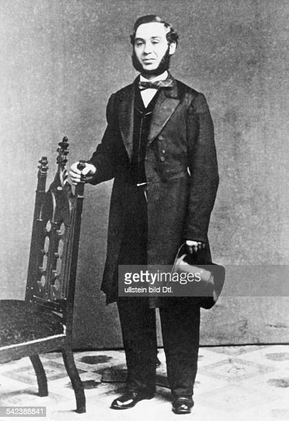 Levi Strauss Levi Strauss *26021829 'Inventor' of Blue Jeans Industrialist Germany / USA around 1850 Identical with image no
