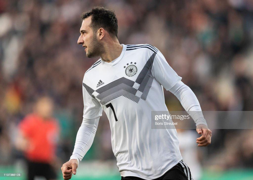 DEU: Germany U21 v France U21 - International Friendly