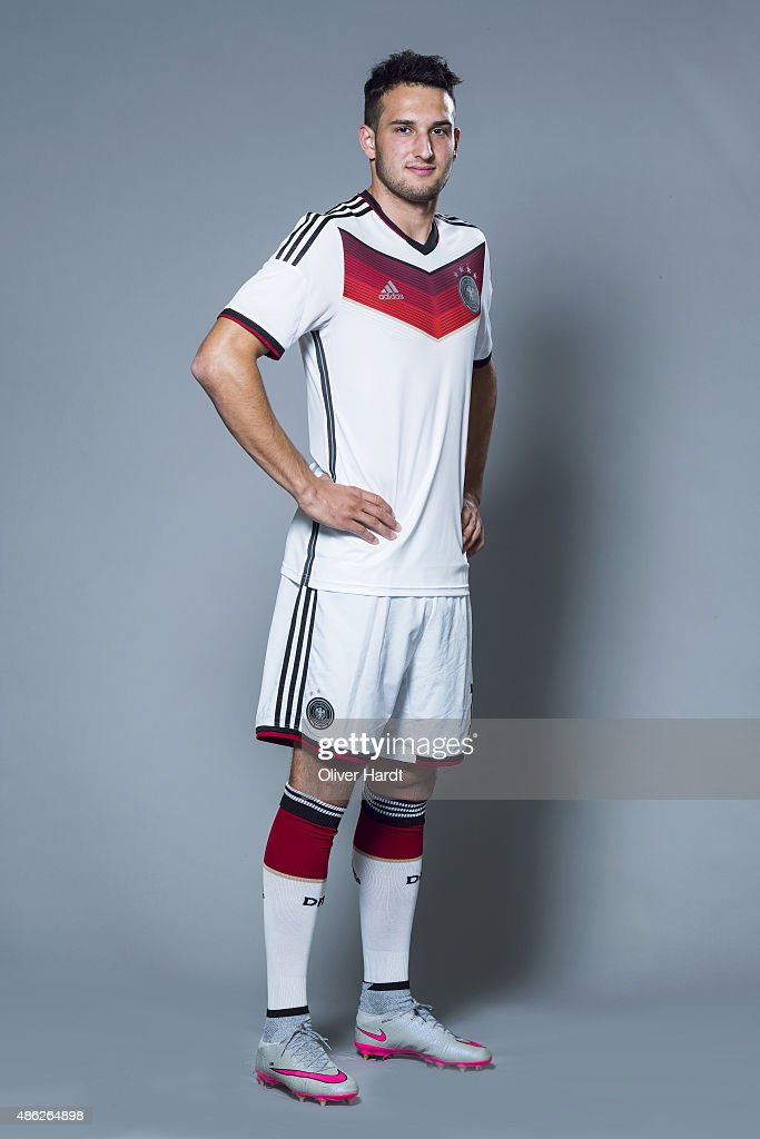 Germany U21 - Portrait Session