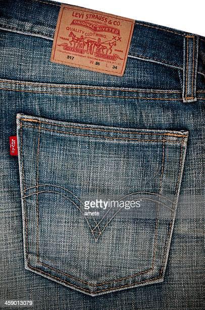 Levi's Jeans Back Pocket
