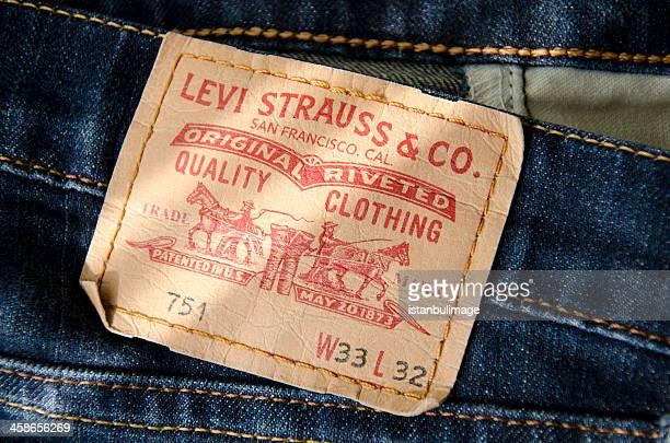 Levi's Jeans Label