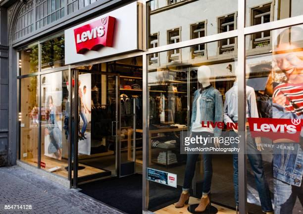 Levi's Store, Heidelberg, Germany