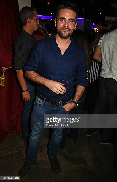 Levison Wood attends the launch of Bunga Bunga in Covent Garden on January 12 2017 in London England