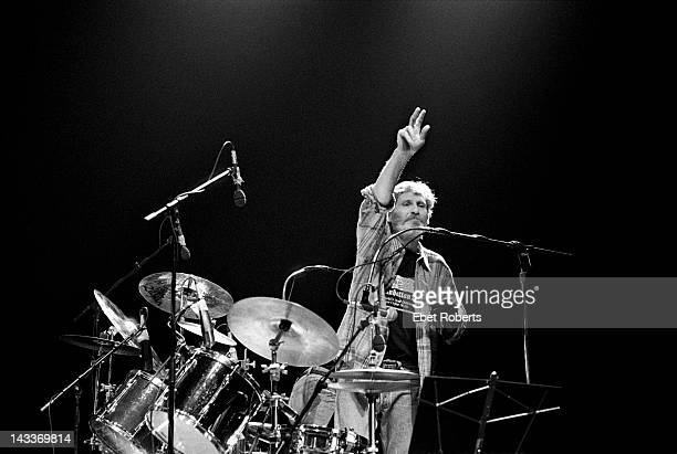 Levon Helm performing with The Band at the Beacon Theater in New York City on March 31 1994