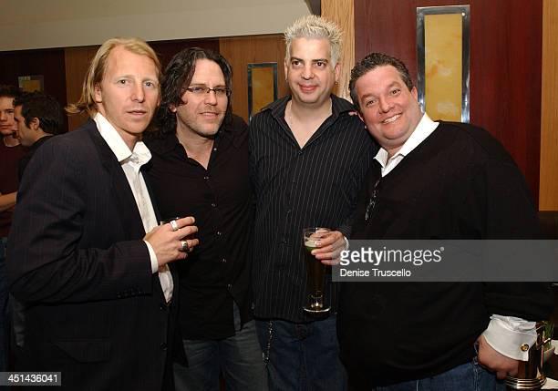Lew Temple Kip Winger Tommy Lipnick and Jeff Beacher