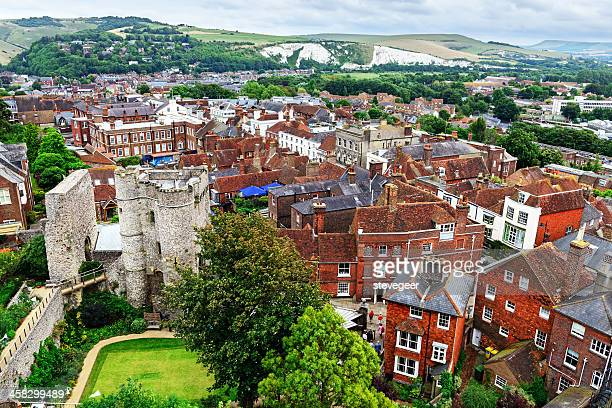 Lewes and The South Downs, England