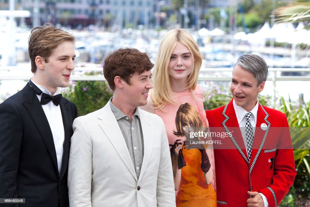 How To Talk To Girls At Parties' Photocall - The 70th annual Cannes Film Festival : Photo d'actualité