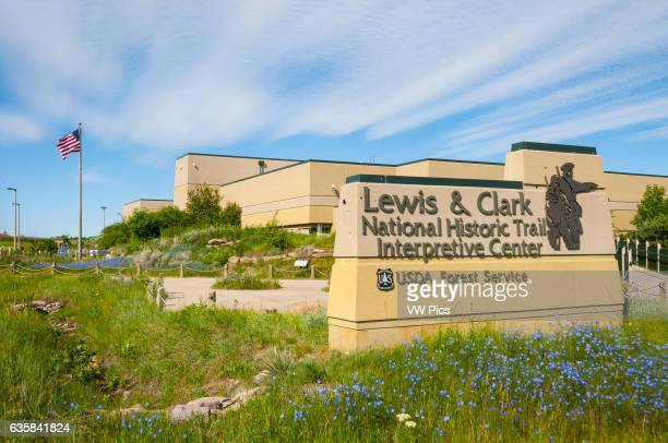 Lewis and Clark National Historic Trail Interpretive Center in Great Falls Montana