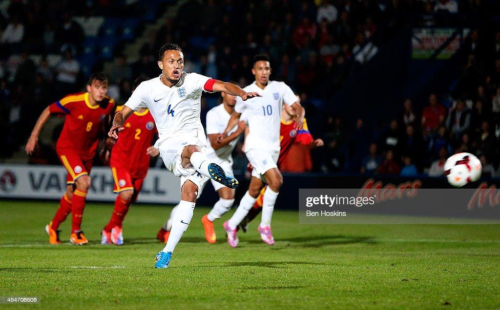 England v Romania: U20 International Friendly : News Photo