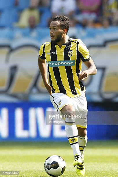 Lewis Baker of Vitesse during the GelreDome tournament match between Vitesse Arnhem and FC Porto on July 23 2016 at the Gelredome stadium in Arnhem...