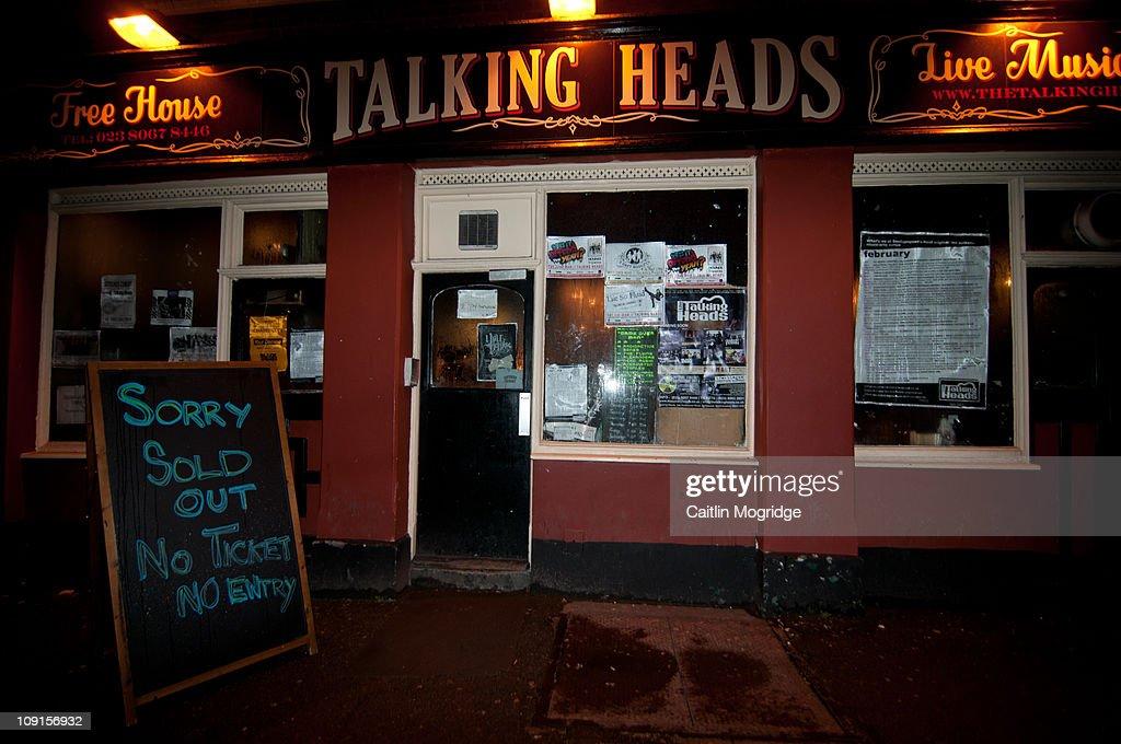 Chapel Club Perform at Talking Heads Southampton : News Photo