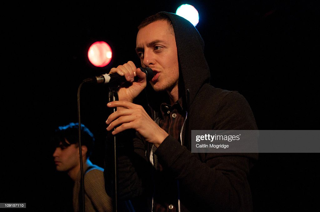 Lewis Bowman, Liam Arklie and Alex Parry of Chapel Club perform at Talking Heads on February 15, 2011 in Southampton, England.