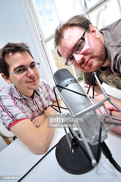Lewis Brindley and Simon Lane vocal commentators on video games and on YouTube channel Yogscast September 26 2011