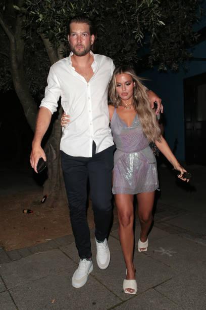 GBR: London Celebrity Sightings - August 1, 2021