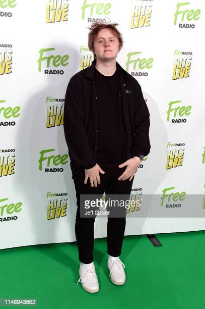 Lewis Capaldi attends the Free Radio Hits Live at Arena Birmingham on May 04 2019 in Birmingham England