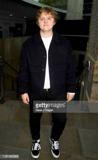 Lewis Capaldi attends the Q Awards 2019 at The Roundhouse on October 16 2019 in London England