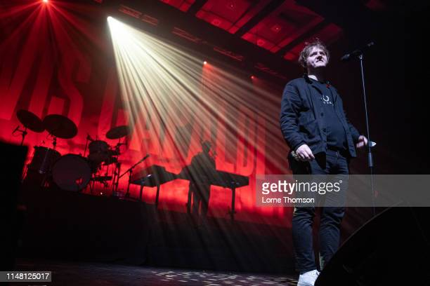 Lewis Capaldi performs at Brighton Dome Concert Hall on May 09 2019 in Brighton England