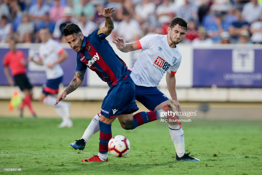 AFC Bournemouth v Levante: Pre-Season Friendly