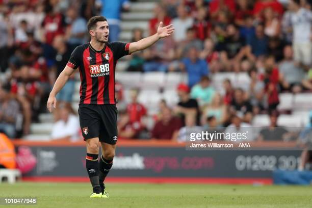 Lewis Cook of Bournemouth during the PreSeason Friendly match between AFC Bournemouth and Real Betis at Vitality Stadium on August 3 2018 in...