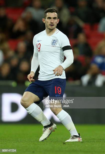 Lewis Cook of England during the International Friendly match between England and Italy at Wembley Stadium on March 27 2018 in London England