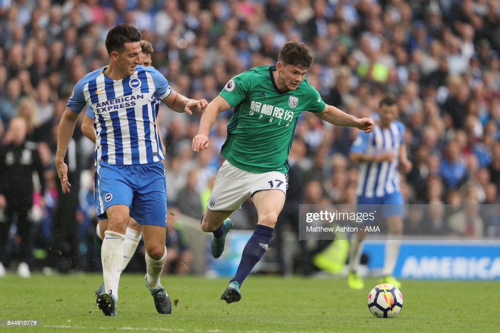 Brighton and Hove Albion v West Bromwich Albion - Premier League