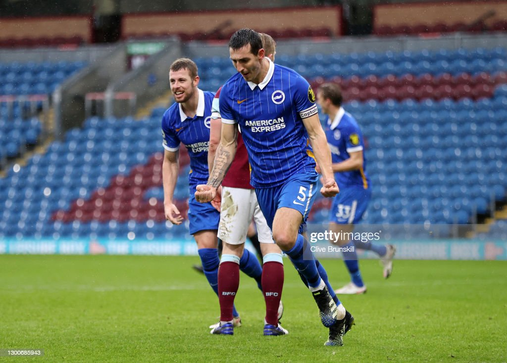 Burnley v Brighton & Hove Albion - Premier League : News Photo