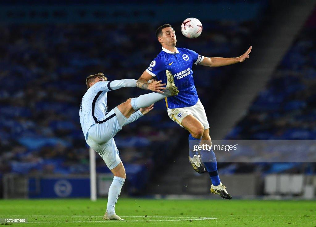 Brighton & Hove Albion v Chelsea - Premier League : ニュース写真