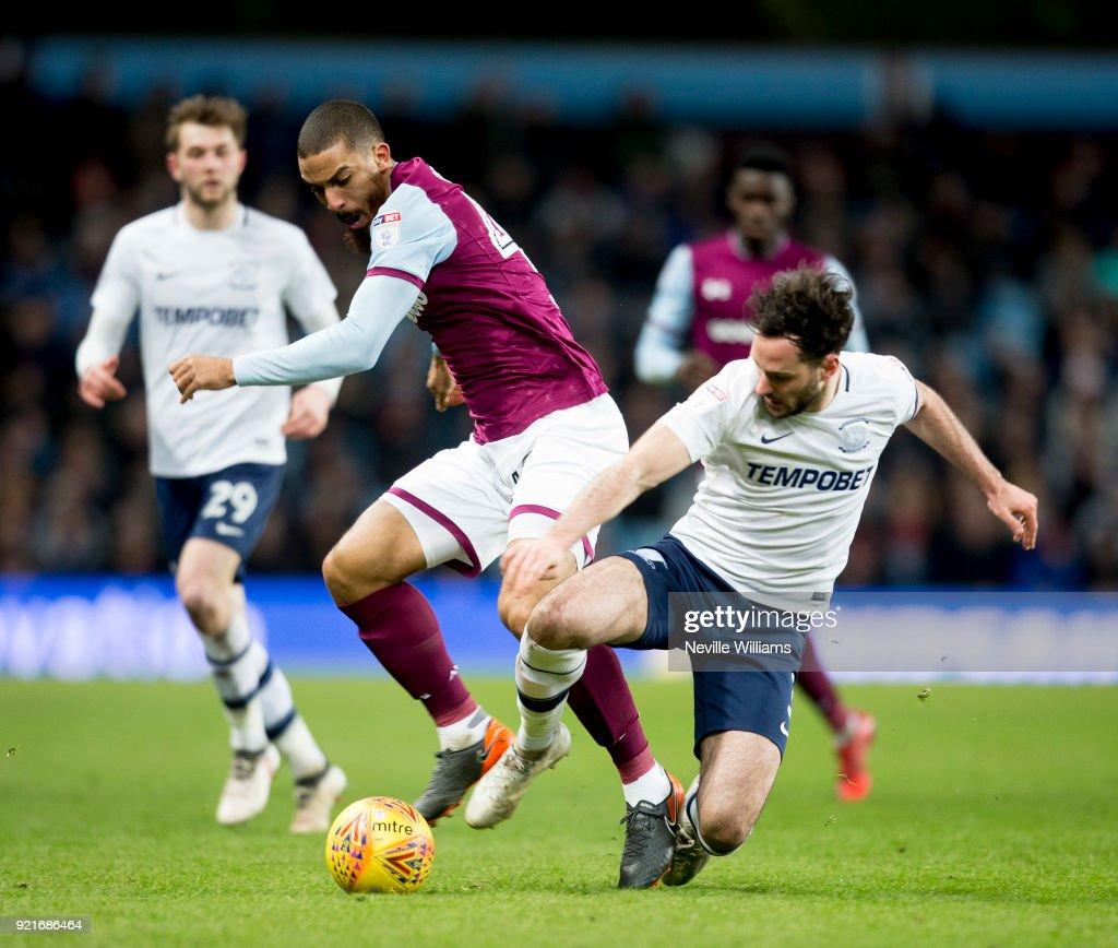 Aston Villa v Preston North End - Sky Bet Championship : News Photo