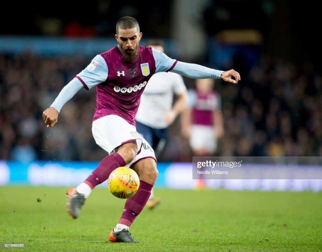 Aston Villa v Preston North End - Sky Bet Championship : Foto di attualità