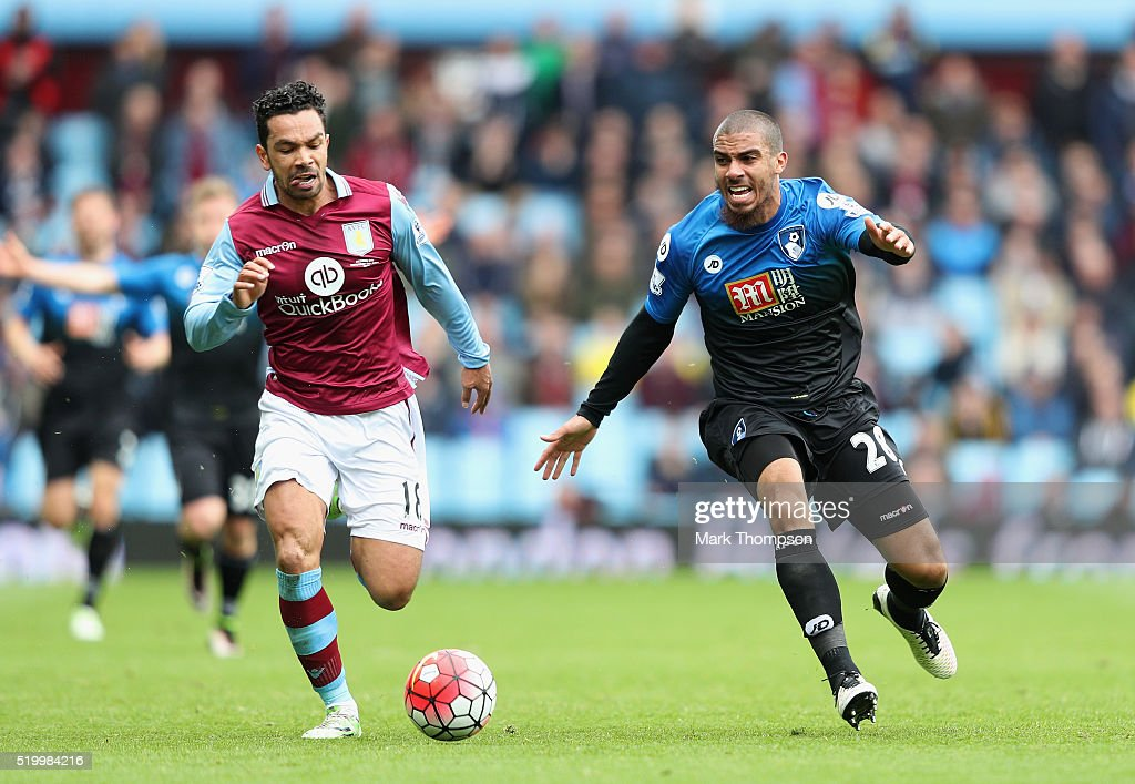Aston Villa v A.F.C. Bournemouth - Premier League