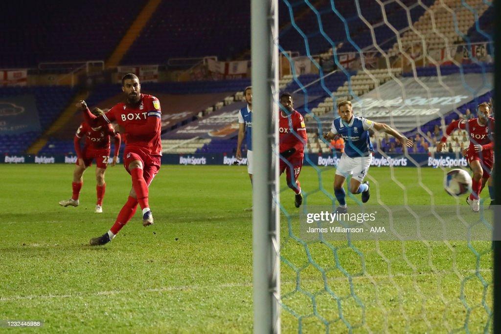 Birmingham City v Nottingham Forest - Sky Bet Championship : News Photo
