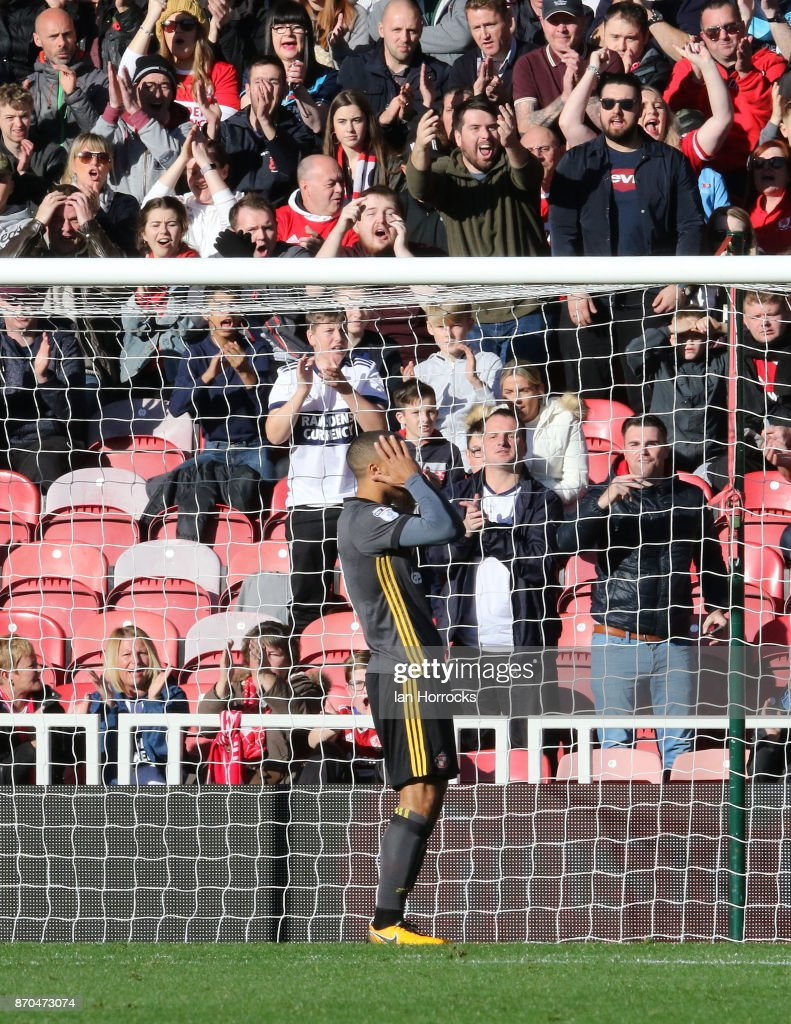 Middlesbrough v Sunderland - Sky Bet Championship
