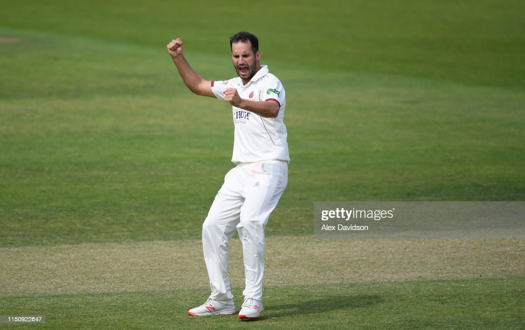 GBR: Somerset v Warwickshire - Specsavers County Championship - Day Three