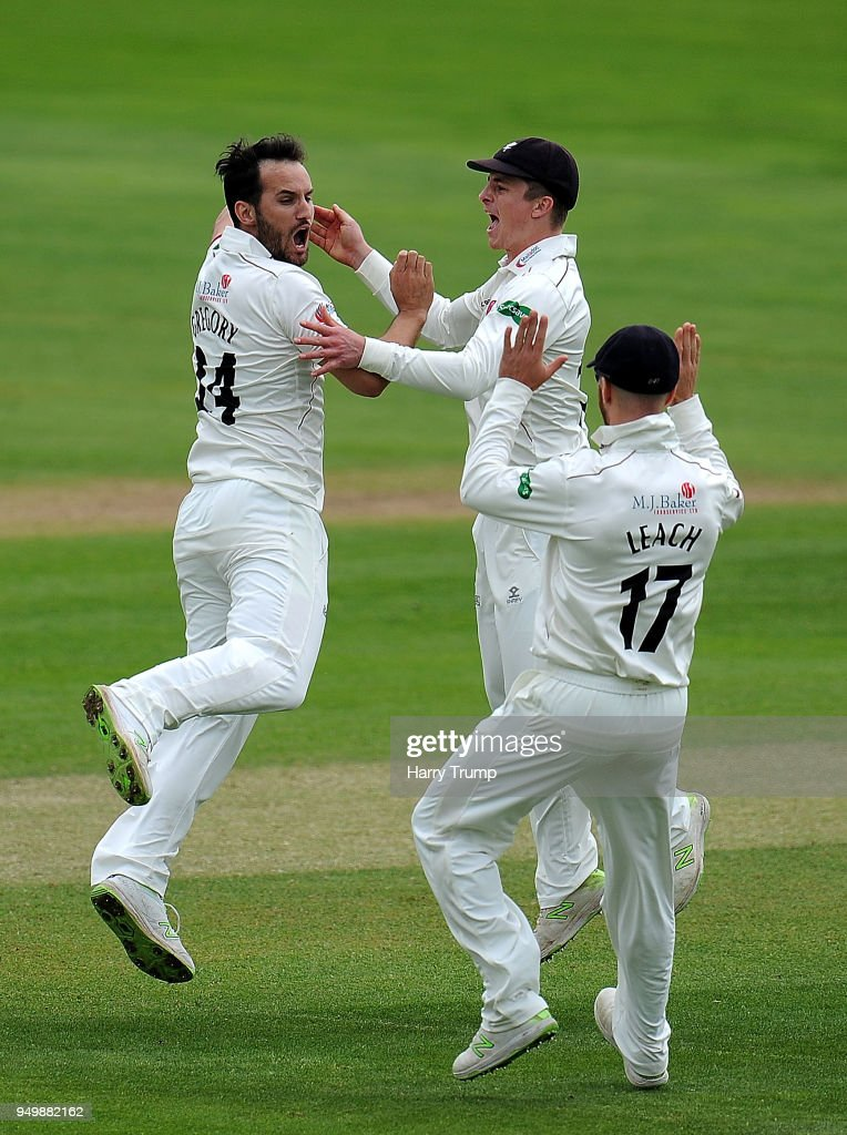 Somerset v Worcestershire - Specsavers County Championship: Division One