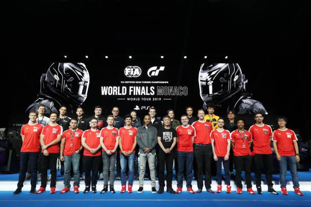 MCO: Gran Turismo World Tour 2019 Finals - Lewis Hamilton