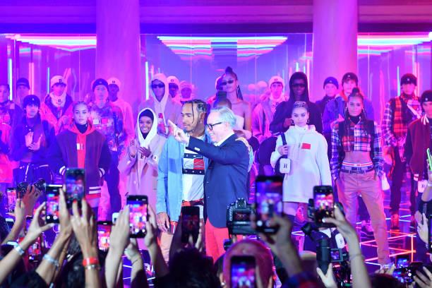ITA: Fall 2019 Tommy x Lewis Milan Presentation - Milan Fashion Week Spring/Summer 2020