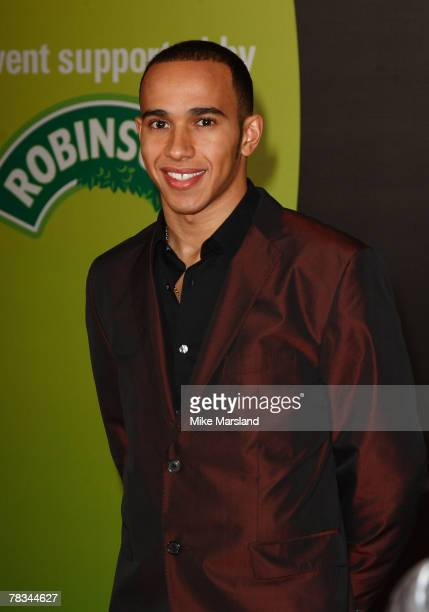 Lewis Hamilton arrives at BBC Sports Personality of The Year at the NEC Birmingham on December 09, 2007 in Birmingham, United Kingdom.