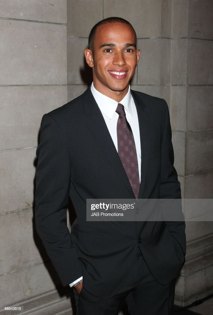 Lewis Hamilton attends the F1 Party In Aid Of Great Ormond Street at Victoria & Albert Museum on June 17, 2009 in London, England.