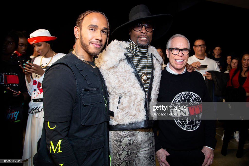 Billy Porter During London Fashion Week February 2020 - Day 3 : ニュース写真