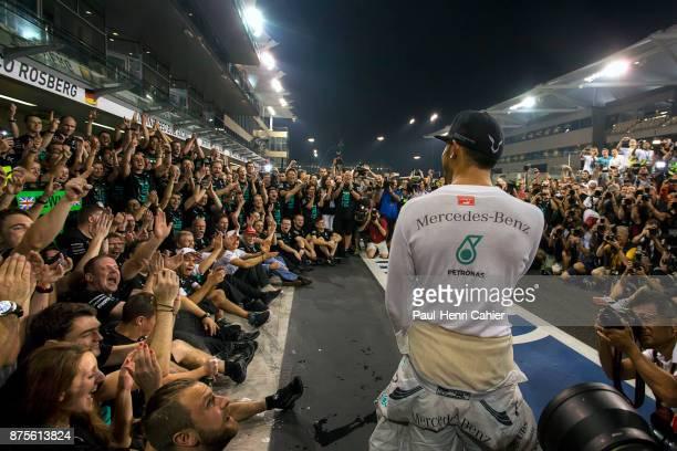 Lewis Hamilton, Grand Prix of Abu Dhabi, Yas Marina Circuit, 23 November 2014.
