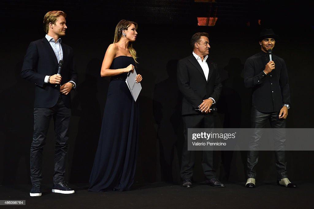 Laureus F1 Charity Night 2015 : News Photo