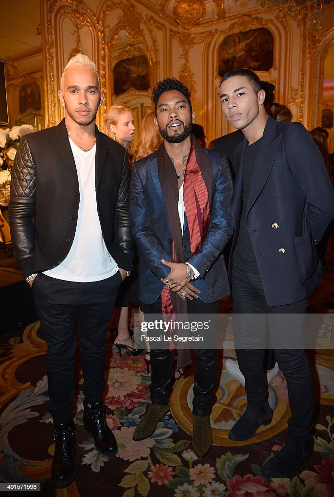 Elle U.S. and Elle France Anniversary Celebration - Photocall and Cocktail : News Photo