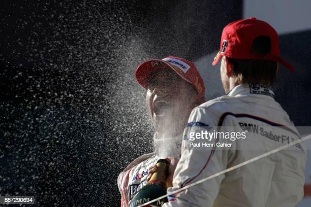 Lewis Hamilton Nico Rosberg Grand Prix of Australia Albert Park Melbourne Grand Prix Circuit 16 March 2008