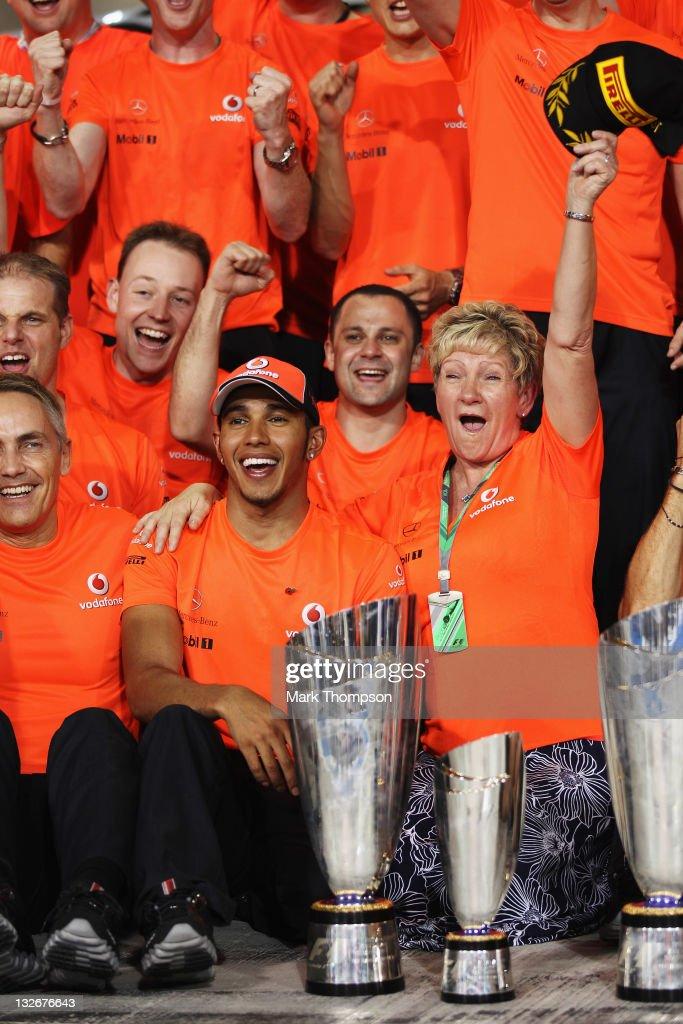 F1 Grand Prix Of Abu Dhabi - Race : Foto jornalística