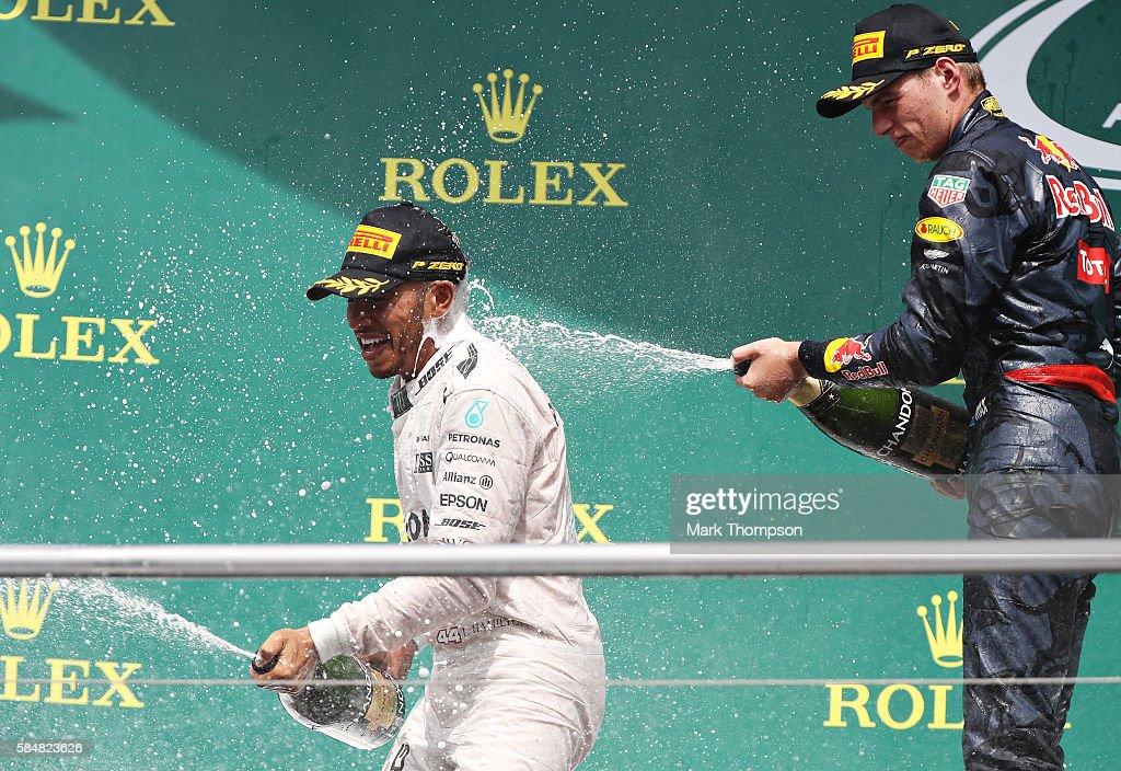 F1 Grand Prix of Germany : News Photo