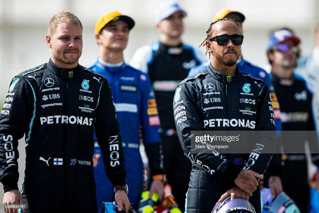 Formula 1 Testing in Bahrain - Day 1 : News Photo
